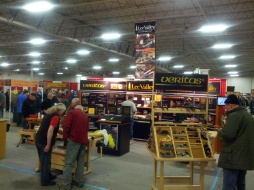 The Lee Valley Booth