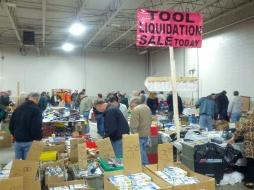The bargain area.