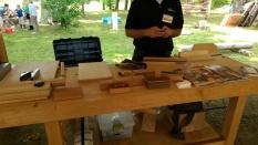 Matt Kenney's (of Fine Woodworking) boxes.